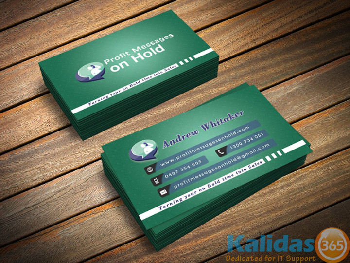 Business-Card-Messages-On-Hold