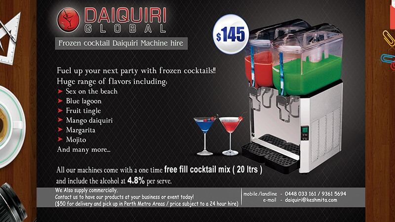 Flyer-Design---Daiquiri