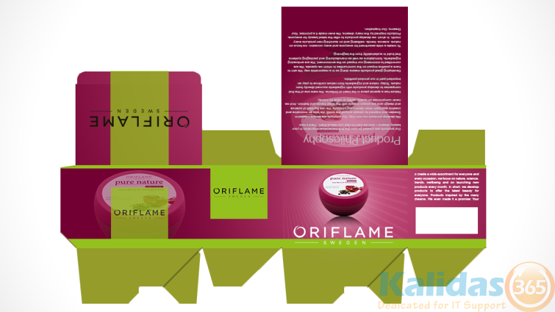 oriflame-product-packaging-design