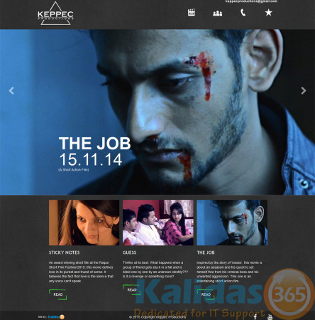 keppec_productions_home_website