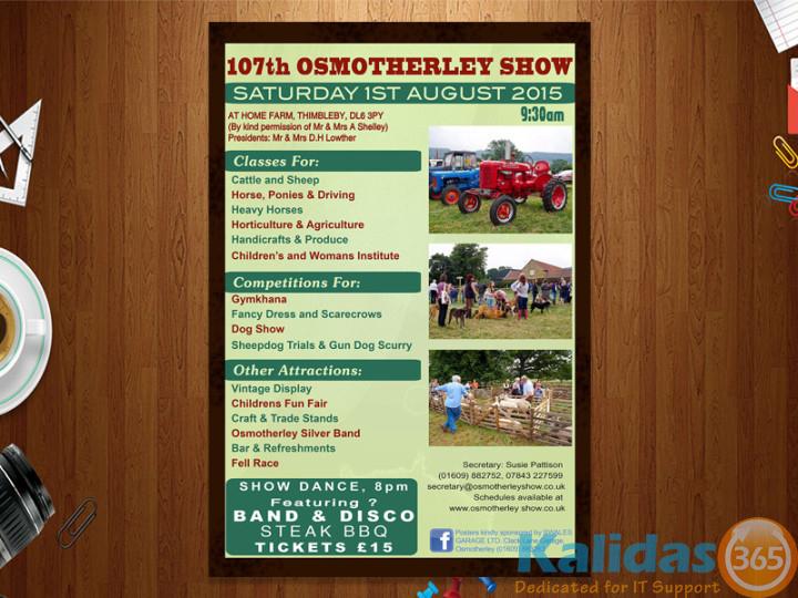 osmotherley-Show