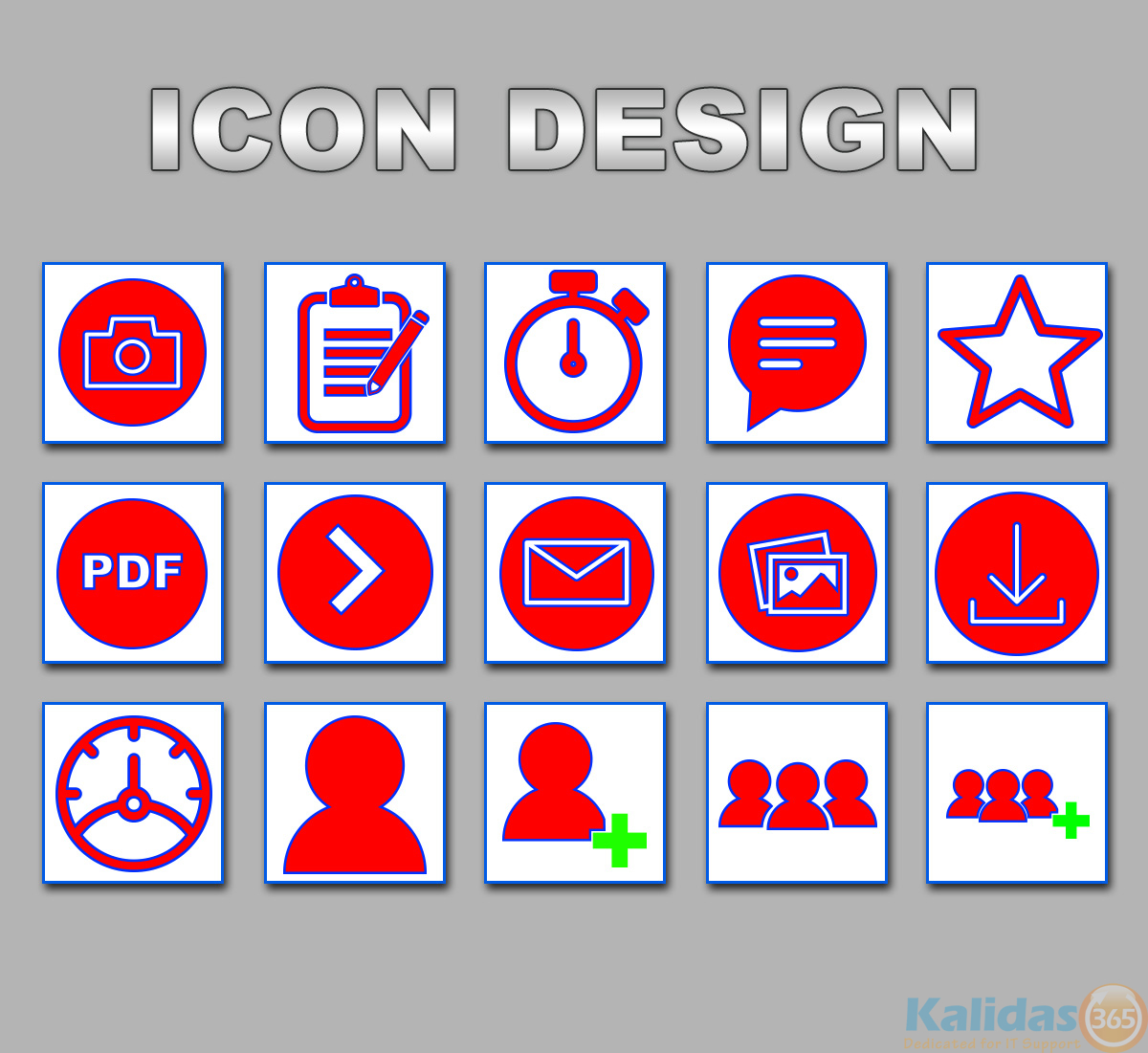 icon design page 2 kalidas365 it solutions