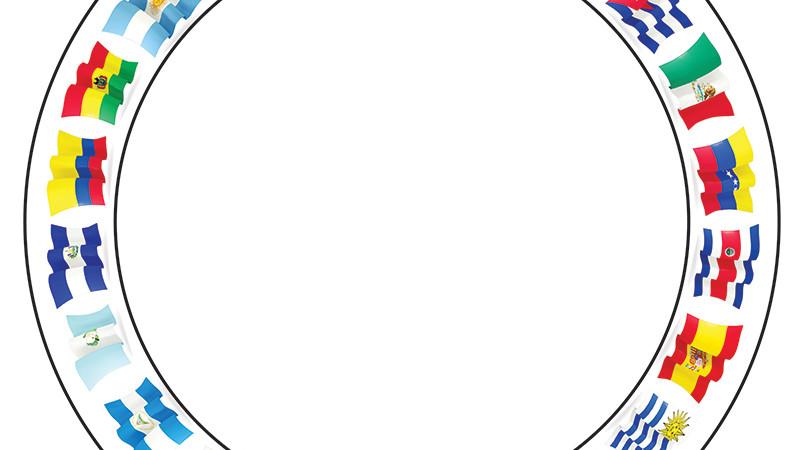 Circular-banner