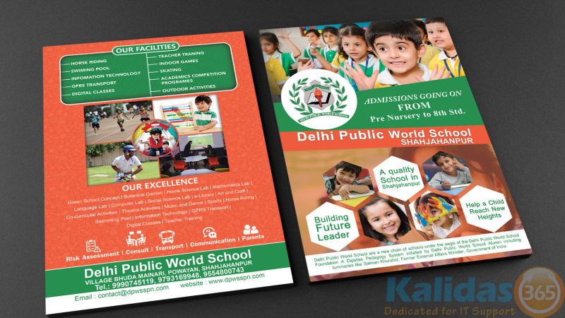 Free-A4-Front-and-Back-Flyer