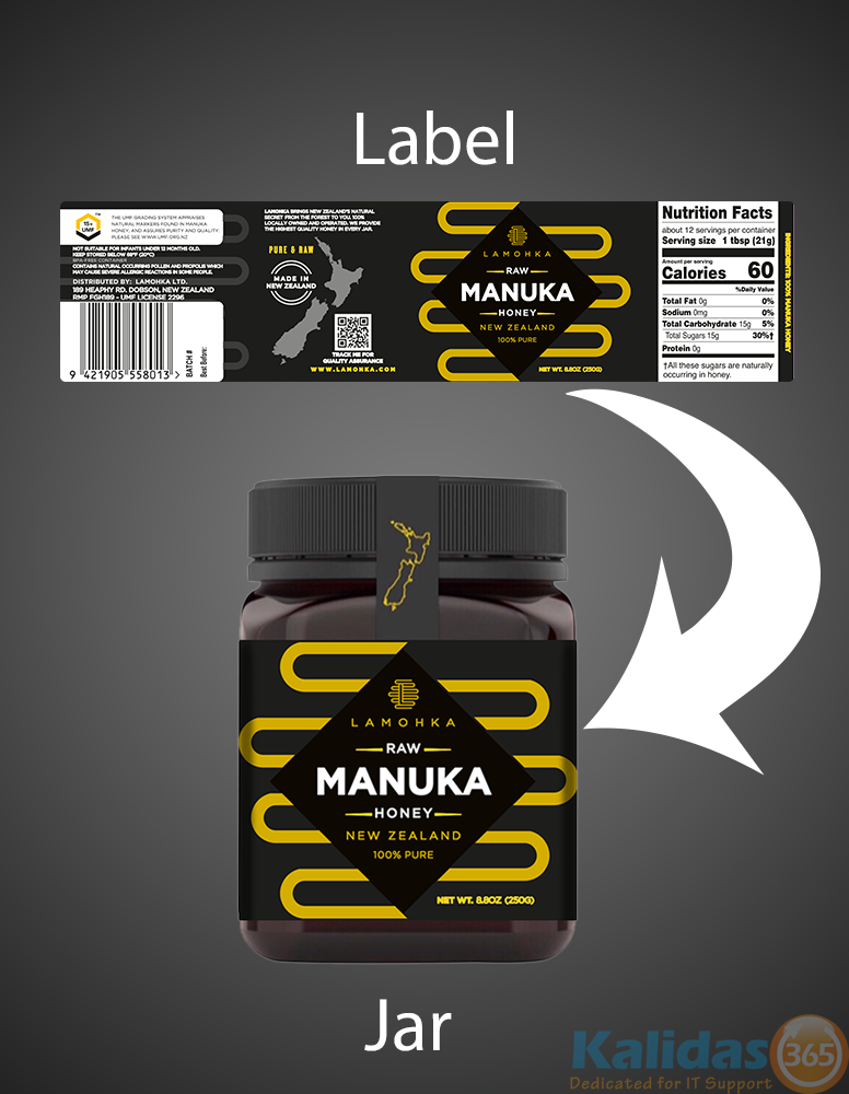 label-design