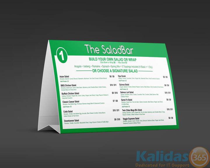 The-Saladbar