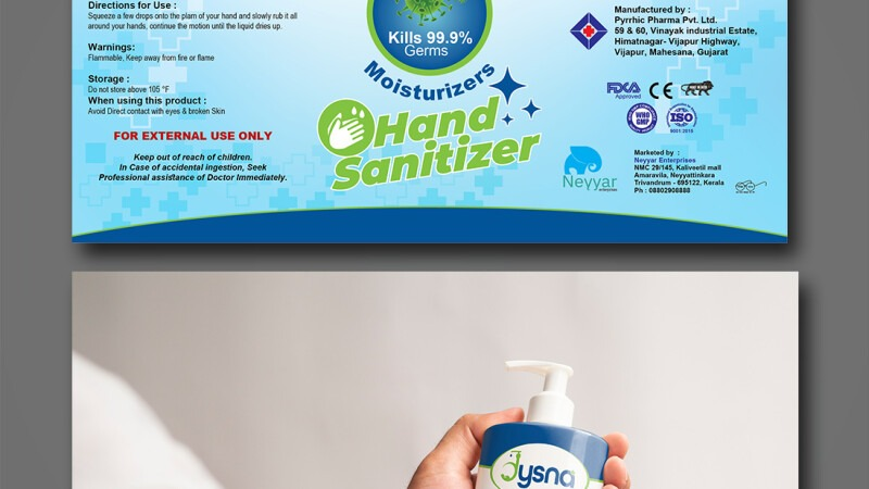Label-Sanitizar